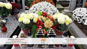 najpopularniejsze kwiaty na Święto Zmarłych
